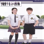和平鸟中学校服系列